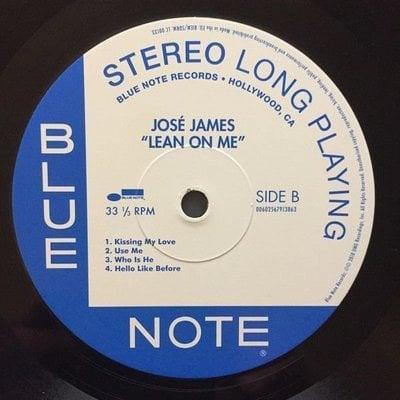 José James Lean On Me (2 LP)