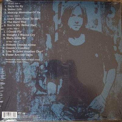 Keith Urban Be Here (2 LP)