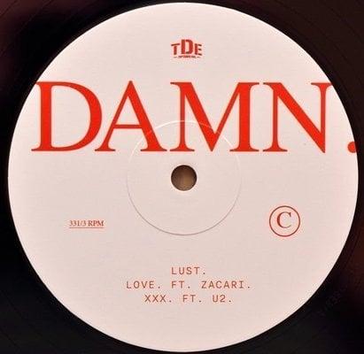 Kendrick Lamar Damn. (2 LP)