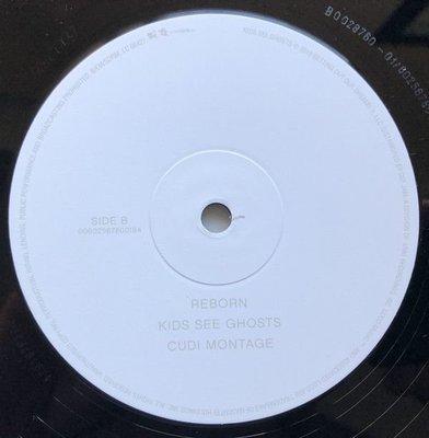 Kids See Ghosts Kids See Ghosts (Vinyl LP)
