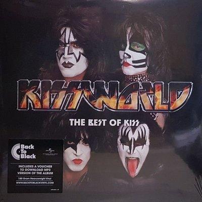 Kiss Kissworld - The Best Of (2 LP)