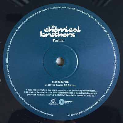 The Chemical Brothers Further (2 LP)