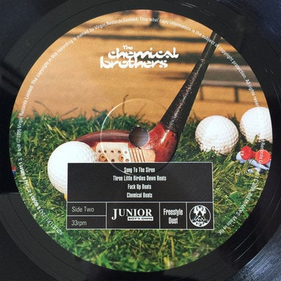 The Chemical Brothers Exit Planet Dust (2 LP)