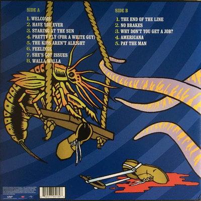 The Offspring Americana (Vinyl LP)