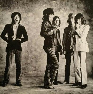 The Rolling Stones Sticky Fingers (Vinyl LP)