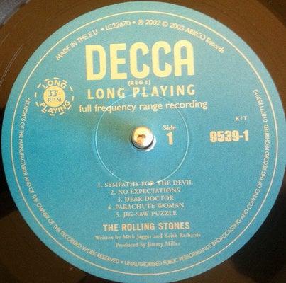 The Rolling Stones Beggars Banquet (Vinyl LP)