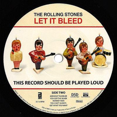 The Rolling Stones Let It Bleed (Vinyl LP)