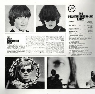 The Velvet Underground 45th Anniversary (Vinyl LP)