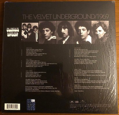 The Velvet Underground 1969 (2 LP)