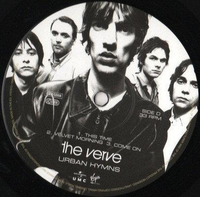 The Verve Urban Hymns (2 LP)