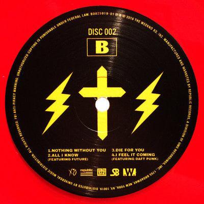 The Weeknd Starboy (2 LP)