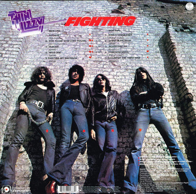 Thin Lizzy Fighting (Vinyl LP)