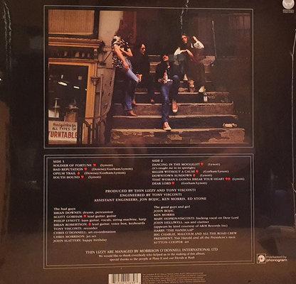 Thin Lizzy Bad Reputation (Vinyl LP)