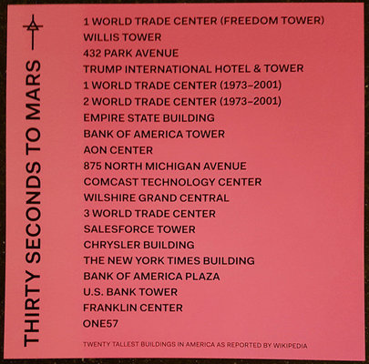 Thirty Seconds To Mars America (Vinyl LP)