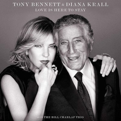 Tony Bennett & Diana Krall Love Is Here To Stay (Vinyl LP)