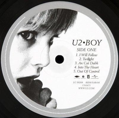 U2 Boy/Remastered (Vinyl LP)