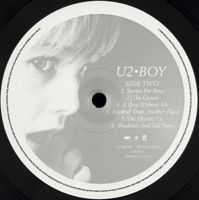 U2 Boy/Remastered (Vinyl LP)
