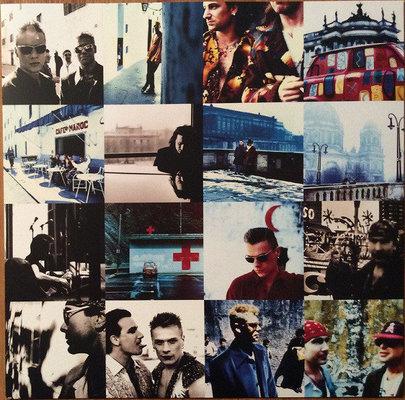 U2 Achtung Baby (2 LP)