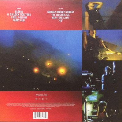 U2 Under A Blood Red Sky (Remastered) (Vinyl LP)