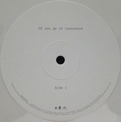 U2 Songs Of Innocence (Vinyl LP)