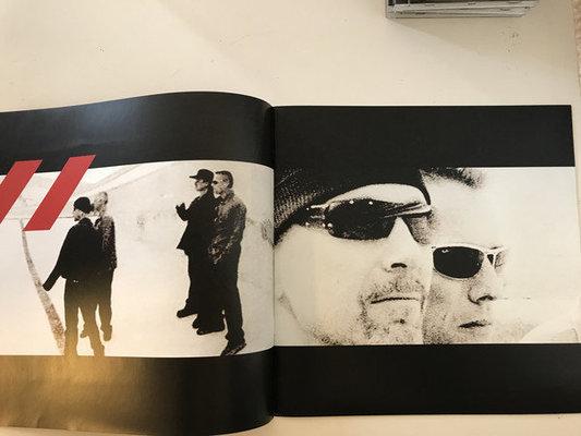 U2 How To Dismantle An Atomic Bomb (Vinyl LP)