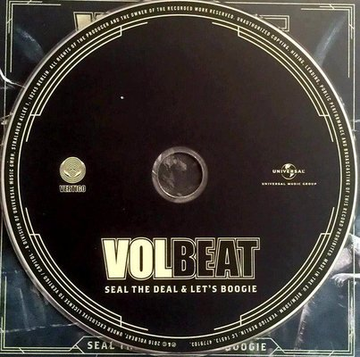 Volbeat Seal The Deal & Let's Boogie (2 LP)