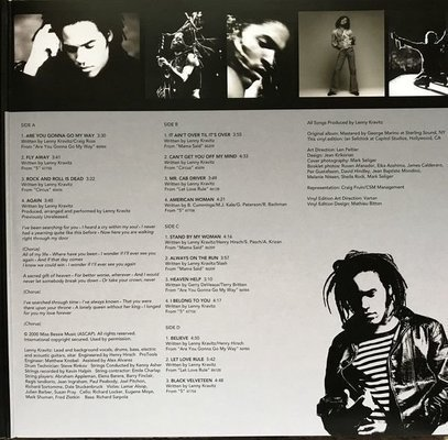 Lenny Kravitz Greatest Hits (2 LP)