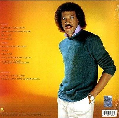 Lionel Richie Lionel Richie (Vinyl LP)