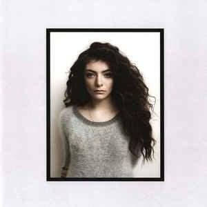 Lorde Pure Heroine (Vinyl LP)