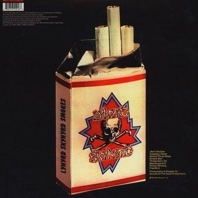 Lynyrd Skynyrd (Pronounced 'leh-'nerd 'skin-'nerd) (Vinyl LP)