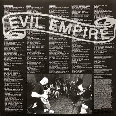 Rage Against The Machine Evil Empire (Vinyl LP)