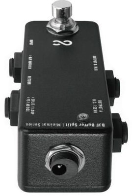 One Control Minimal BJF Split