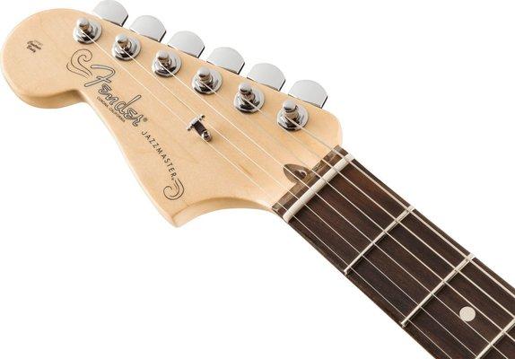 Fender American Pro Jazzmaster RW Olympic White LH