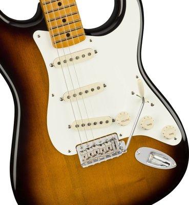 Fender Stories Collection Eric Johnson 1954 ''Virginia'' Stratocaster MN 2-Tone Sunburst
