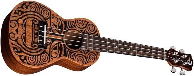 Luna Tribal Mahogany Concert