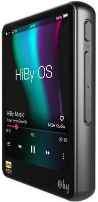 HiBy R3 PRO Sivá