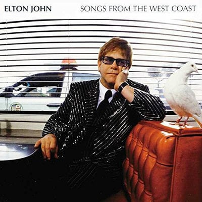 Elton John Songs From The West Coast (2 LP)