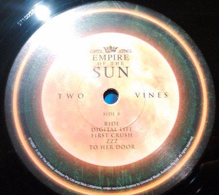 Empire Of The Sun Two Vines (Vinyl LP)