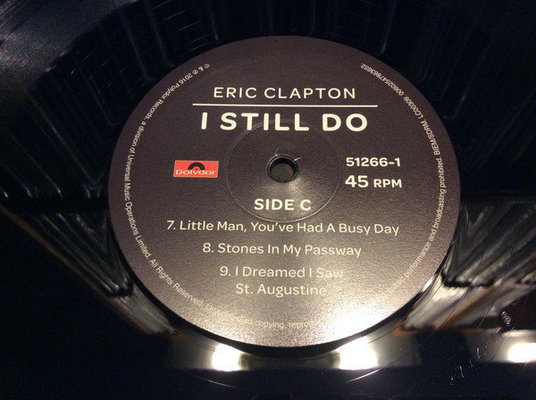 Eric Clapton I Still Do (2 LP)