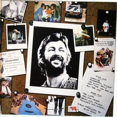 Eric Clapton Slowhand 35th Anniversary (Vinyl LP)