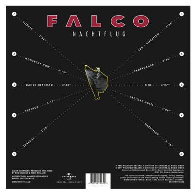 Falco Nachtflug (Vinyl LP)