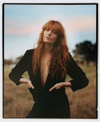 Florence and the Machine How Big, How Blue, How Beautiful (2 LP)