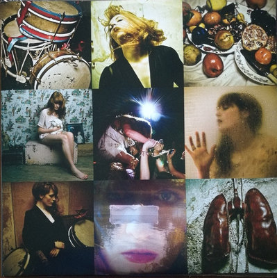 Florence and the Machine Lungs (Deluxe Coloured Vinyl LP)