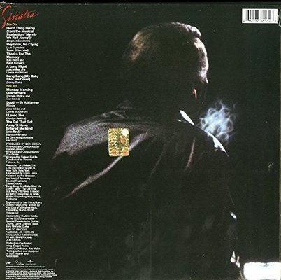 Frank Sinatra She Shot Me Down (Vinyl LP)