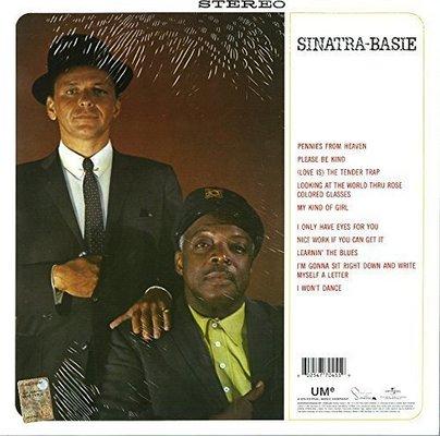 Frank Sinatra Sinatra-Basie: An Historic (Vinyl LP)