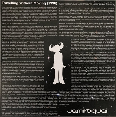Jamiroquai Travelling Without Moving (2 LP)
