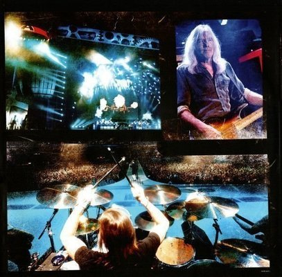 AC/DC Live At River Plate (3 Coloured Vinyl LP)