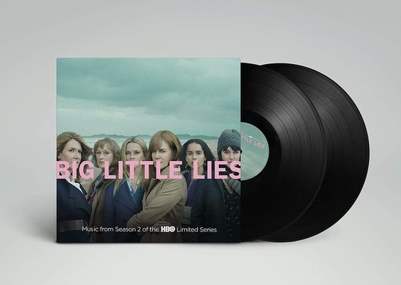 Big Little Lies Music From Season 2 Of The HBO Limited Series (2 LP)