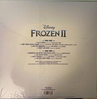 Disney Frozen 2 Original Soundtrack (Vinyl LP)