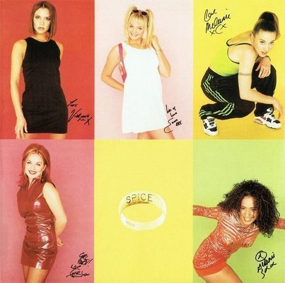 Spice Girls Spice (Vinyl LP)